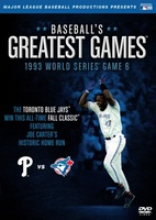 1993 World Series Video: Philadelphia vs Toronto Blue Jays movie poster (1993) picture MOV_da15a858