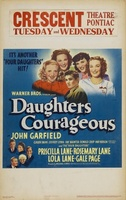Daughters Courageous movie poster (1939) picture MOV_da1b88a9