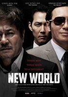New World movie poster (2013) picture MOV_da201e53
