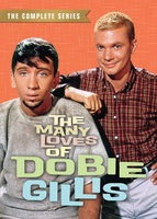 The Many Loves of Dobie Gillis movie poster (1963) picture MOV_da2517df