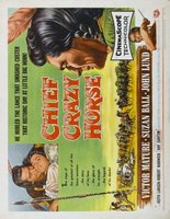 Chief Crazy Horse movie poster (1955) picture MOV_da25b747
