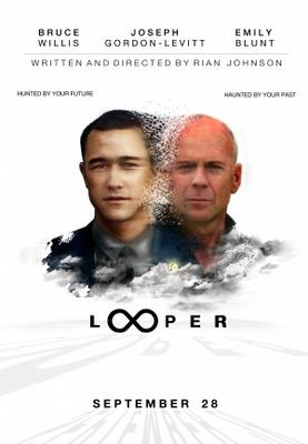 Looper movie poster (2012) poster MOV_da26b338