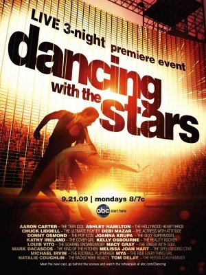 Dancing with the Stars movie poster (2005) poster MOV_da30fbc3
