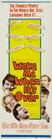 Wake Me When It's Over movie poster (1960) picture MOV_da31ebde