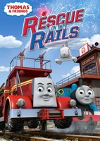 Thomas & Friends: Rescue on the Rails movie poster (2011) picture MOV_da346d60