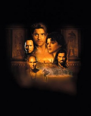 The Mummy Returns movie poster (2001) poster MOV_da3c7e88