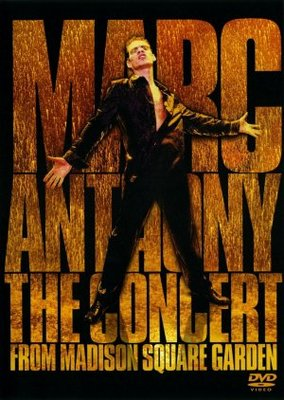Marc Anthony: The Concert from Madison Square Garden movie poster (2000) poster MOV_da407d2e