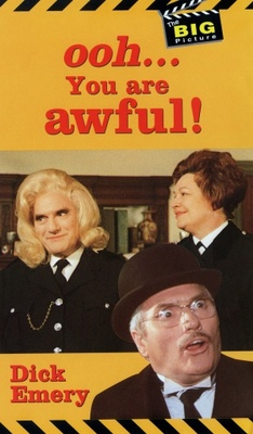 Ooh... You Are Awful movie poster (1974) poster MOV_da46fc15