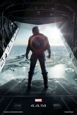 Captain America: The Winter Soldier movie poster (2014) poster MOV_da4f2548