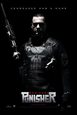 Punisher: War Zone movie poster (2008) poster MOV_da4f9f46