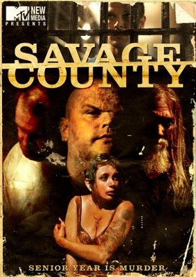 Savage County movie poster (2010) poster MOV_da58621c