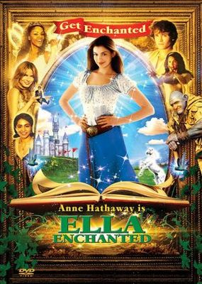Ella Enchanted movie poster (2004) poster MOV_da592b52