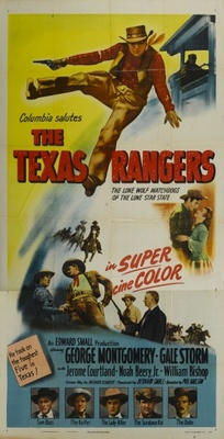 The Texas Rangers movie poster (1951) poster MOV_da5a6fa1
