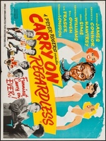 Carry on Regardless movie poster (1961) picture MOV_da60118b