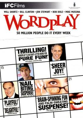 Wordplay movie poster (2006) poster MOV_da60d2fb