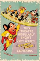 The Mighty Mouse Playhouse movie poster (1955) picture MOV_da632df3