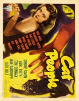 Cat People movie poster (1942) picture MOV_da66ba86