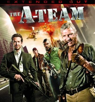 The A-Team movie poster (2010) poster MOV_da6bc7ae
