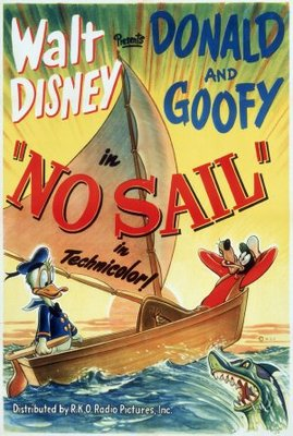 No Sail movie poster (1945) poster MOV_da72b27a