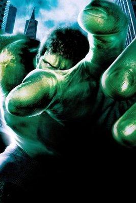 Hulk movie poster (2003) poster MOV_da775952