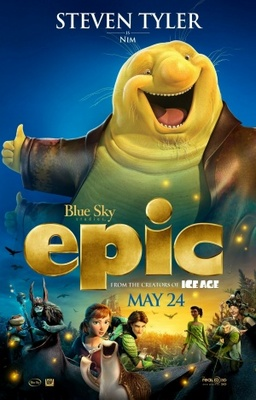 Epic movie poster (2013) poster MOV_da789fde
