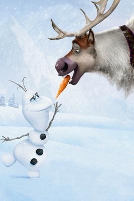 Frozen movie poster (2013) poster MOV_da796805