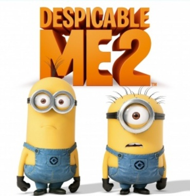Despicable Me 2 movie poster (2013) poster MOV_da7987c4