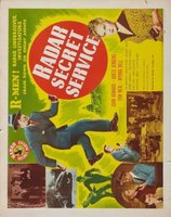 Radar Secret Service movie poster (1950) picture MOV_da7a1f38