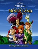 Return to Never Land movie poster (2002) picture MOV_da83385c