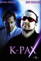 K-PAX movie poster (2001) picture MOV_da8de433
