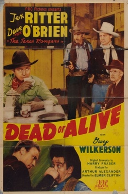 Dead or Alive movie poster (1944) poster MOV_da94471b