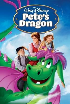 Pete's Dragon movie poster (1977) poster MOV_da969bee