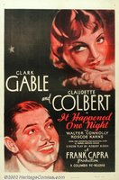 It Happened One Night movie poster (1934) picture MOV_da97ed93