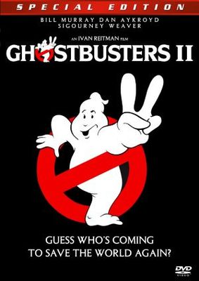 Ghostbusters II movie poster (1989) poster MOV_da987340