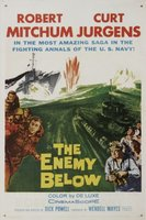 The Enemy Below movie poster (1957) picture MOV_da99ca75