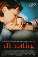 All or Nothing movie poster (2002) picture MOV_da9af92a
