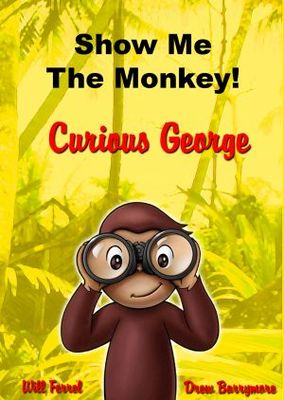 Curious George movie poster (2006) poster MOV_daa8896e