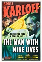The Man with Nine Lives movie poster (1940) picture MOV_daadd4f3