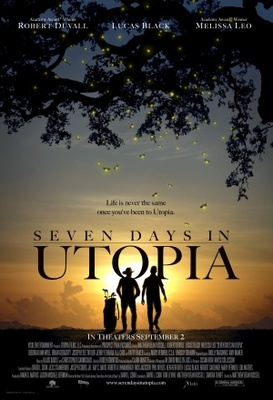 Seven Days in Utopia movie poster (2011) poster MOV_dab11f52