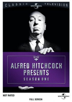 Alfred Hitchcock Presents movie poster (1955) poster MOV_dab45f82