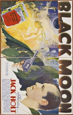 Black Moon movie poster (1934) poster MOV_dab807c7