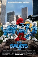 The Smurfs movie poster (2011) picture MOV_dab96166