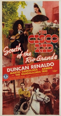 South of the Rio Grande movie poster (1945) poster MOV_daba2e14