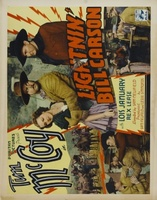 Lightnin' Bill Carson movie poster (1936) picture MOV_dabe8f2a