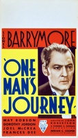 One Man's Journey movie poster (1933) picture MOV_dabec40a