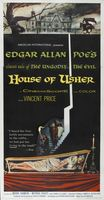 House of Usher movie poster (1960) picture MOV_dabf6b8a