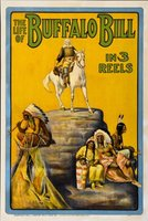 The Life of Buffalo Bill movie poster (1912) picture MOV_dac23340