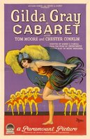 Cabaret movie poster (1927) picture MOV_dac239f2