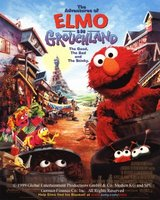The Adventures of Elmo in Grouchland movie poster (1999) picture MOV_dac2bf3a