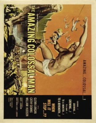 The Amazing Colossal Man movie poster (1957) poster MOV_dac5d64f